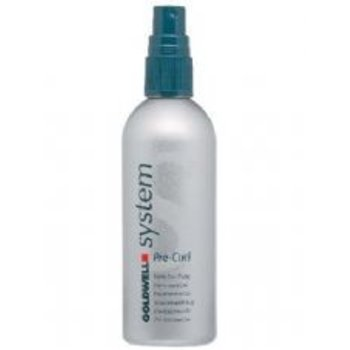 Goldwell System Pre-Curl Permanent Nabehandeling