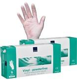 Abena Vinyl Transparant Handschoenen Met Poeder (100 Stuks)