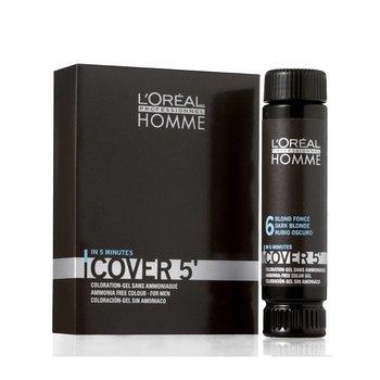 Loreal Homme Cover 5' Kleurbehandeling (3x50ml)