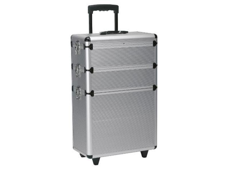 Sibel Modular Gereedschapskoffer Aluminium