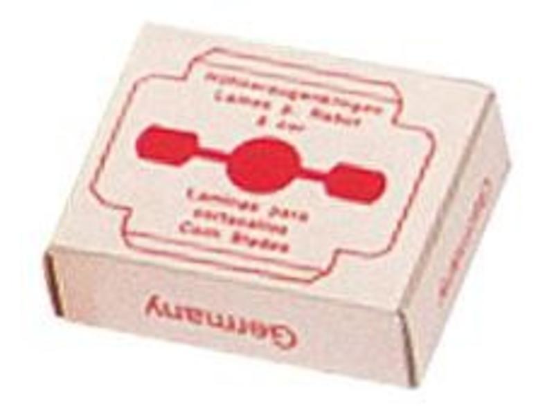 Sibel Eeltschaafmesjes 10x10stk
