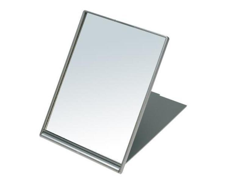 Sibel Spiegel Zilver 13x17cm