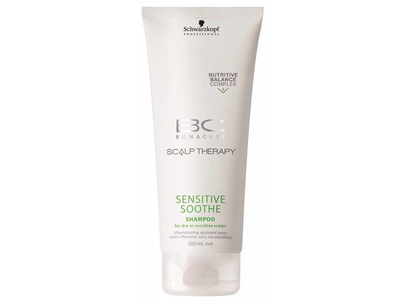 Schwarzkopf BC Scalp Therapy Sensitive Soothe Shampoo
