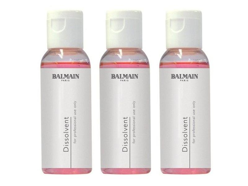 Balmain Extensions Verwijdervloeistof 3Stk