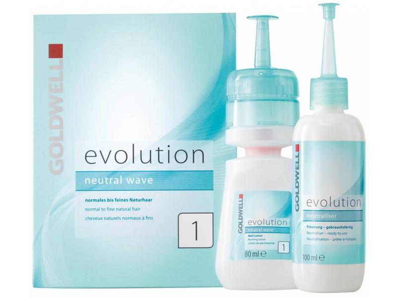 Goldwell Evolution Kit Neutrale Omvorming