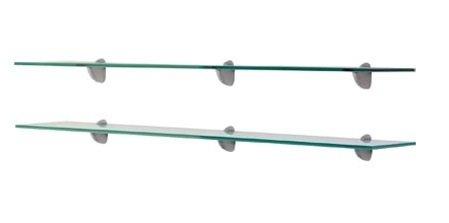Wonderbaarlijk Salon Ambience Ice Glazen Schappen - Kappershandel VU-14
