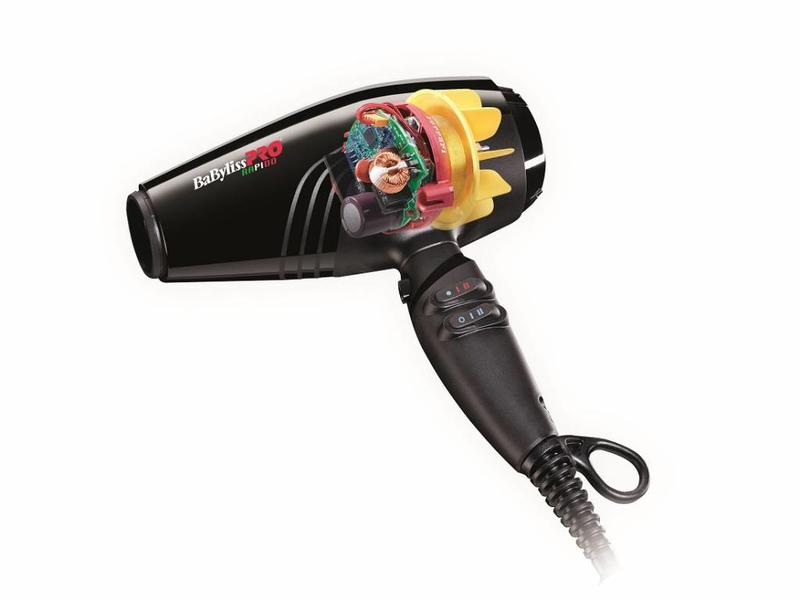 BaByliss PRO Rapido Ultra Light Föhn 2200W BAB7000IE