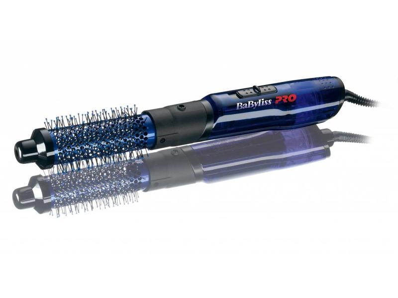 BaByliss PRO Blue Lightning Warmeluchtborstel BAB2620E