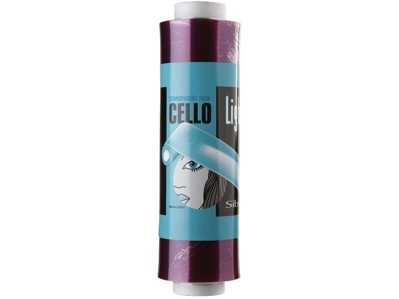 Sibel Folie Transparant Niet Geperforeerd 30CMx500M