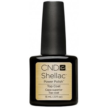 CND SHELLAC Base & Top Coats