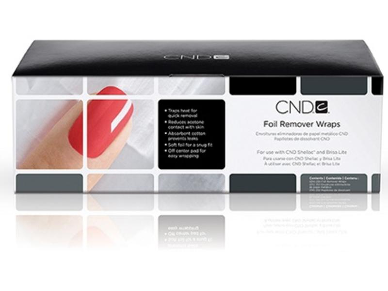 CND Foil Remover Wraps Verwijderfolies