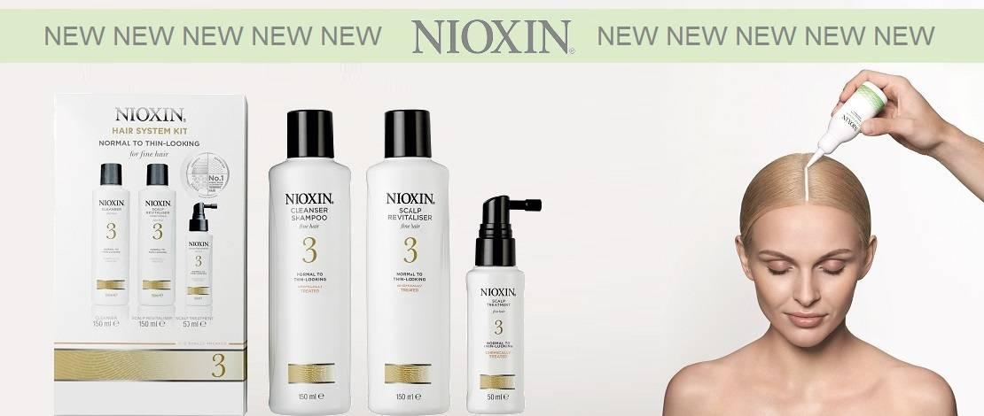 NIOXIN, uit liefde voor je hoofdhuid!