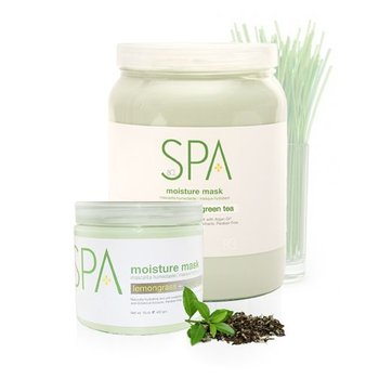 BCL SPA Lemongrass and Green Tea Moisture Mask