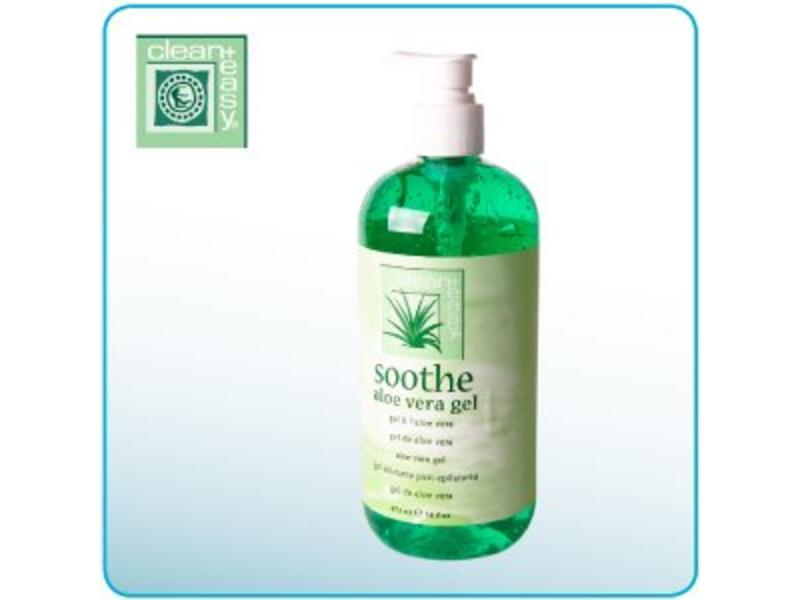 Clean And Easy Soothe Aloe Vera Gel