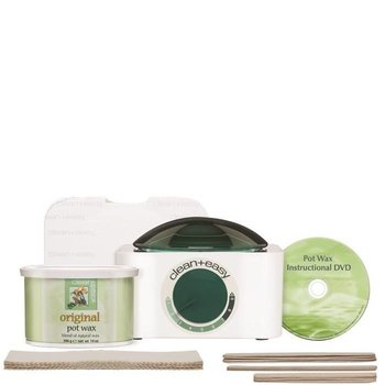 Clean And Easy Startpakket Pot Waxer Mini Kit