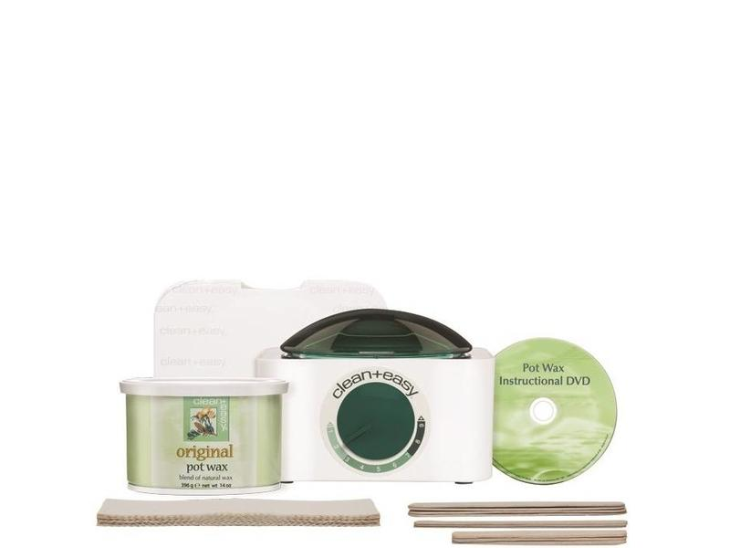 Clean And Easy Startpakket Pot Waxer Mini Kit
