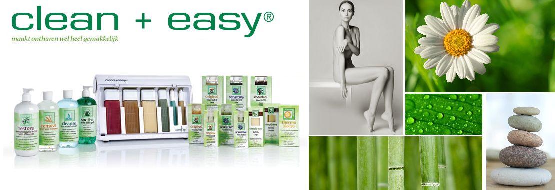 Clean & Easy, speciaal voor de bezig bijtjes onder ons.
