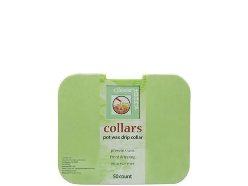 Clean And Easy Drip Collars 50Stk