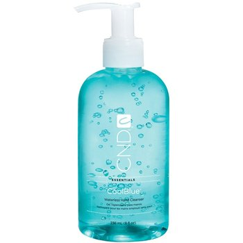 CND Coolblue Hand Sanitizer