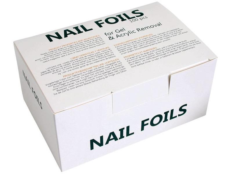 No Label Nagel Folies (100 Stuks)