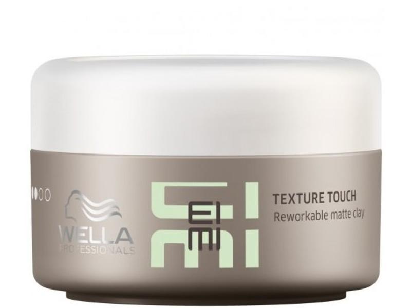 Wella EIMI Texture Touch Matte Modelleer Klei (75ml)