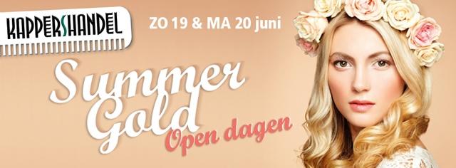 Zondag 19 en Maandag 20 Juni 2016 Opendagen Kappershandel