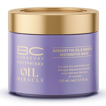 Schwarzkopf BC Oil Miracle  Barbary&Fig Restorative Mask