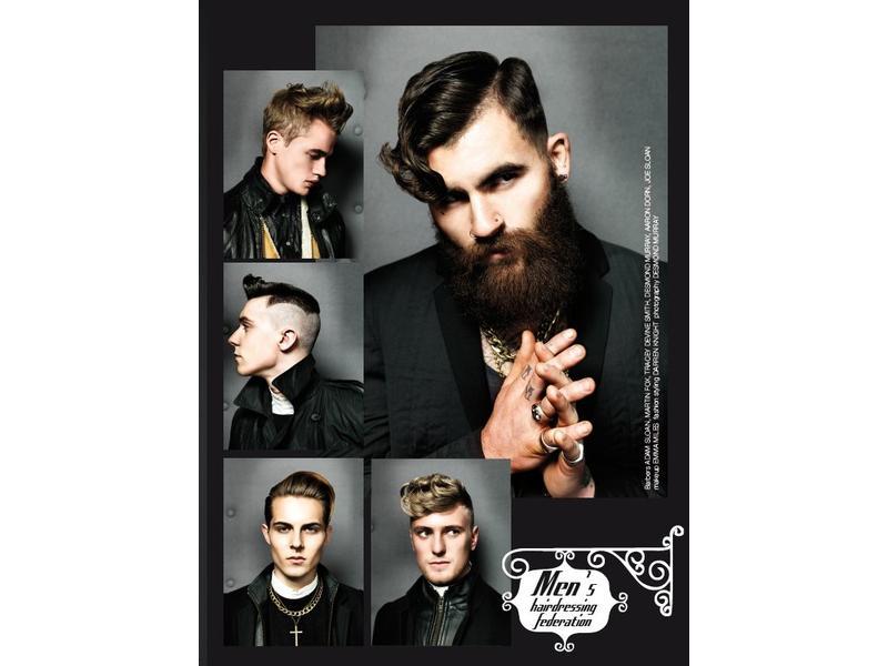 Peluquerias Modellenboek The Barber Book Volume 2