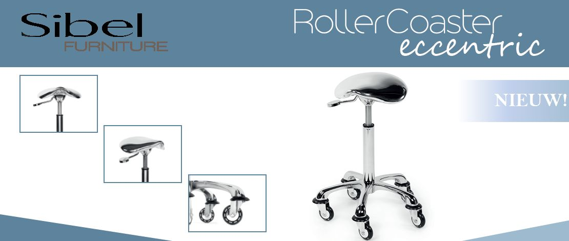 Sibel Rollercoaster: Eccentric Chroom Editie!