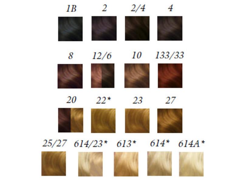 Balmain Hair Xpression Smart Extensions 50Cm (25 Stuks)