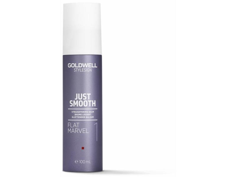 Goldwell StyleSign Just Smooth Flat Marvel Serum