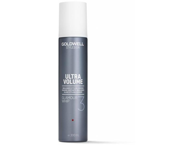 Goldwell StyleSign Ultra Volume Glamour Whip Mousse