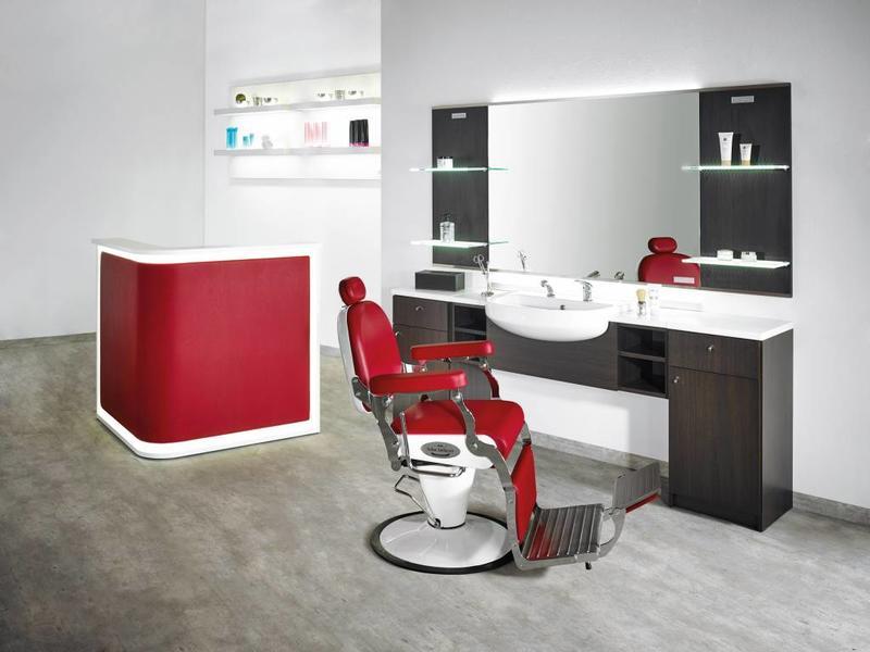 Salon Ambience Premier Barbier Herenstoel