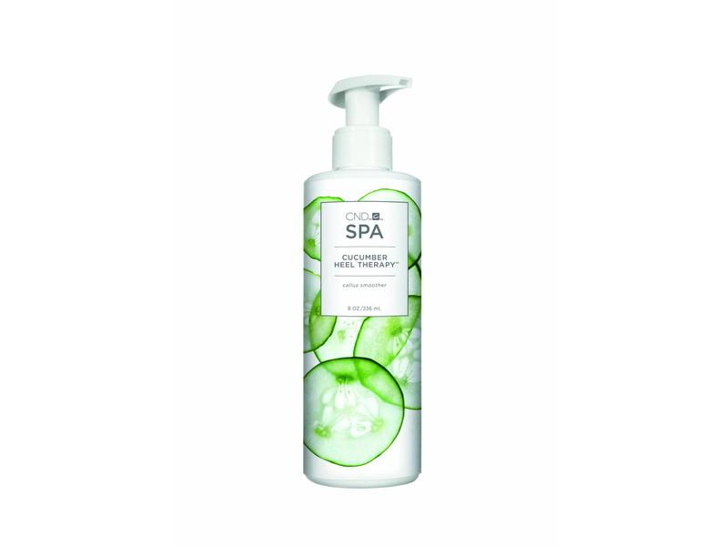 CND Spa Cucumber Heel Therapy Callus Smoother