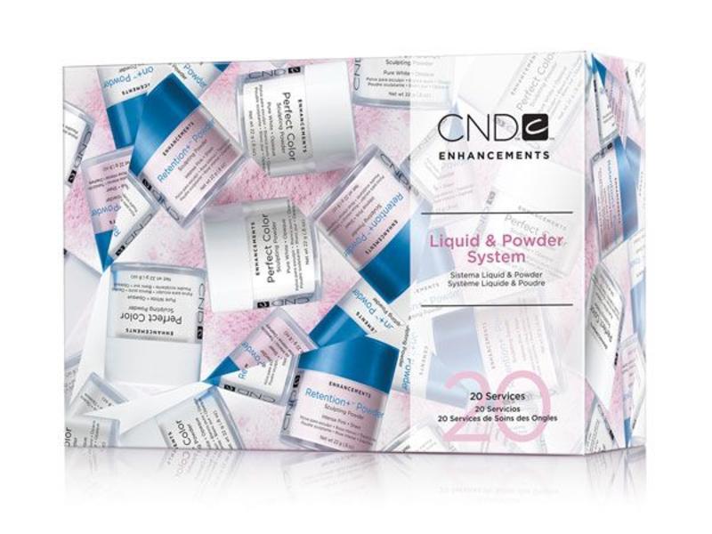 CND Enhancements Liquid & Powder Intro Pack