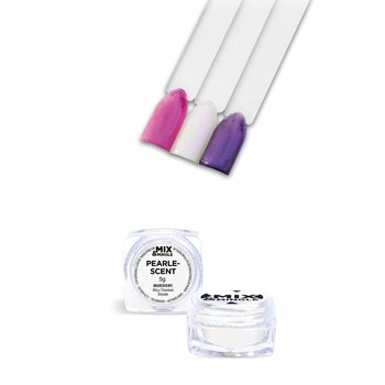 No Label Mix & Mingle Nagelpoeder Pearlescent