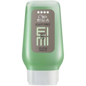 Wella EIMI Sculpt Force 'Flubber' Gel Extra Stevig (125ml)