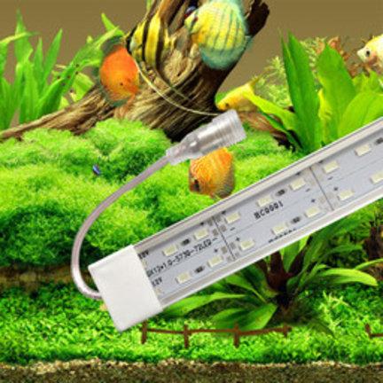 Alle zoetwater LED verlichting voor alle aquaria van klein naar groot.