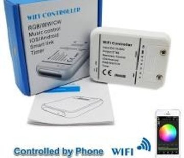 RGBW wifi led controller