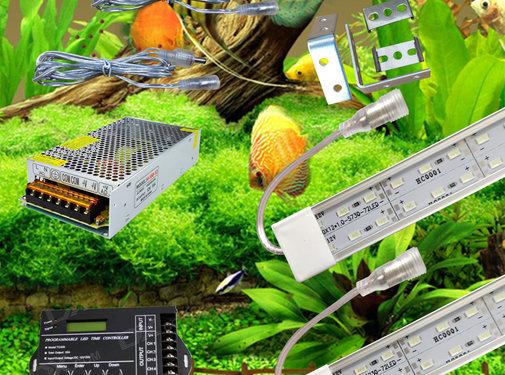 Buyatjohn Zoetwater verlichting sets (alle maten) vanaf: