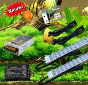 Buyatjohn Zoetwater RGBW set (diverse maten) vanaf: