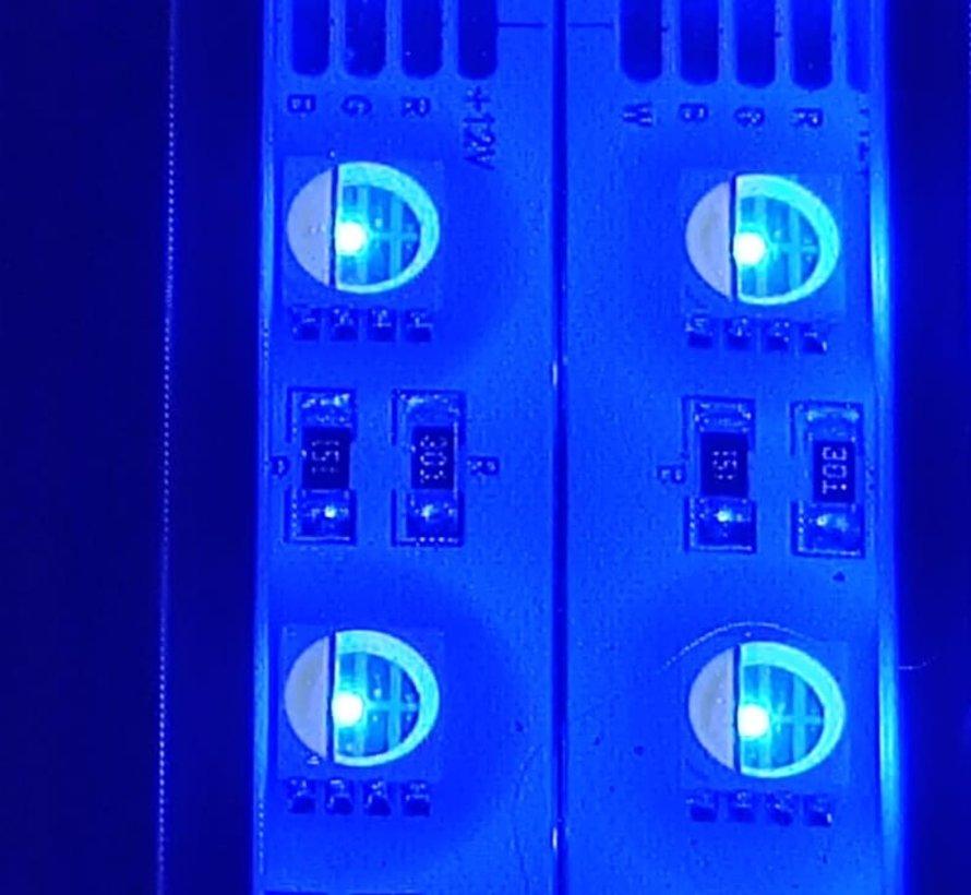Aquarium led verlichting RGBW  dubbele led strip waterdicht