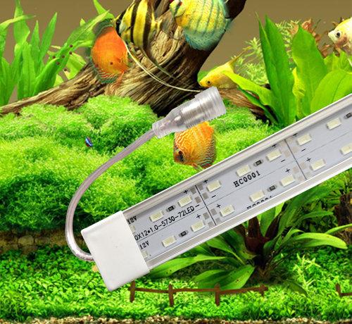 Terrarium led verlichting  (dubbele ledstrip) alle lengtes waterdicht. Scroll naar beneden voor de lengtes boven de 125 cm.