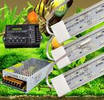 LED verlichting planten aquaria