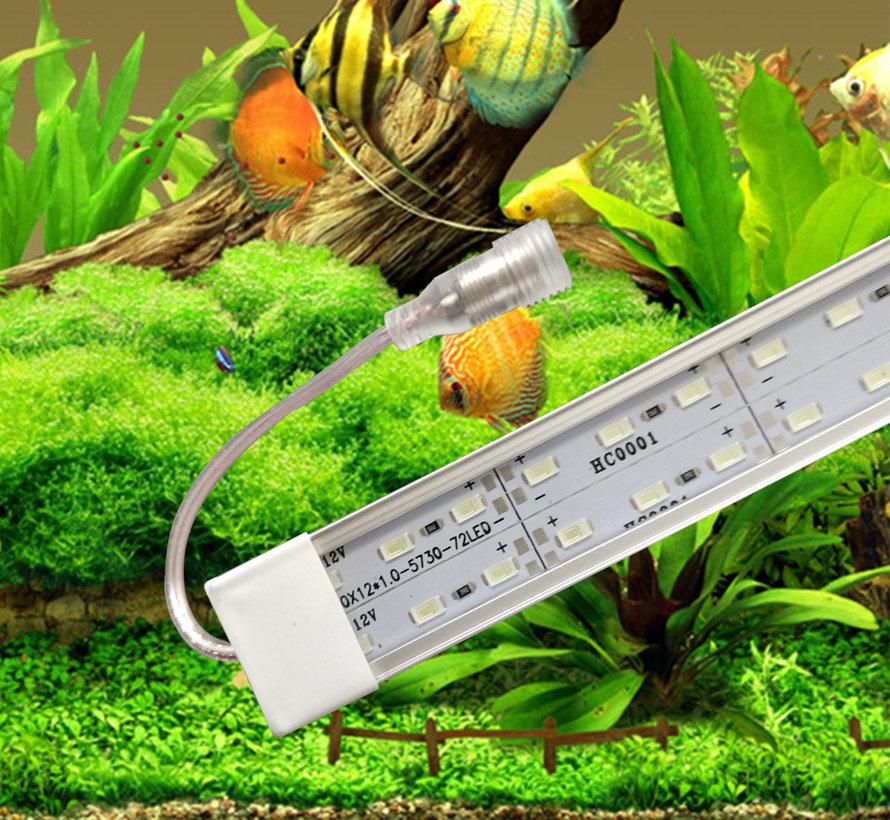 Planten aquaria led verlichting  (dubbele ledstrip) alle lengtes. Scroll naar beneden voor de lengtes boven de 125 cm.