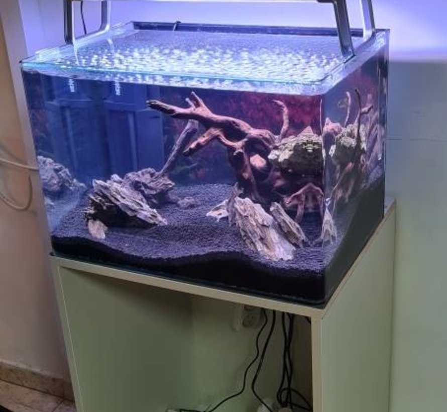 Aquarium led verlichting voor aquaria zonder kap.