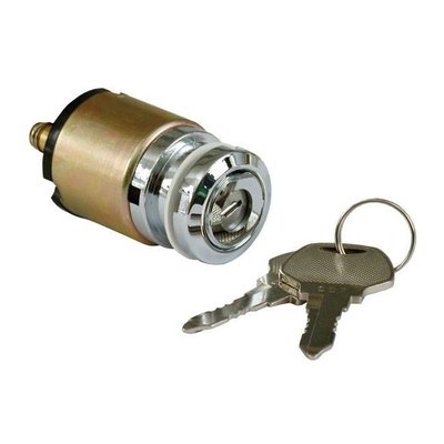 Ignition Switch / Contact 4 ON/OFF/ON+LIGHTS