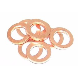 Copper Washer for Stainless Brake Lines