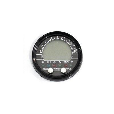 Acewell Digital Dash Black Speedo ACE-2853S