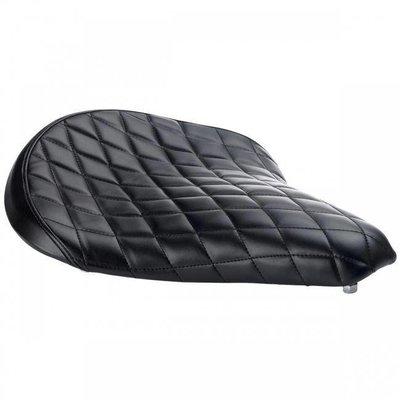 Biltwell Solo Diamond Stitch Bobber Seat